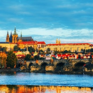 Complete tour of Prague